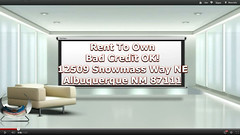 Rent To Own Albuquerque. Bad Credit OK. 12509 Snowmass Way NE, Albuquerque NM 87111 (mohrequity) Tags: sandiamountains albuquerquenm sandiapark renttoown santafenm lascrucesnm roswellnm rentacenter rentway leaseplan ownerfinancing sellerfinancing rioranchonm edgewoodnm rentorbuy bernalillonm wendypatton manzanomountain leaseoption leasepurchase rentvsown rentcenter rentingtobuyahouse renttowon leasethenpurchase leasepurchases appliedleasing nobankqualifying tablazonmeadowsnm ranchoverdenm sierravistaestatesnm chamisahillscountryclubnm hydememorialstateparknm