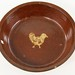 4014. Ben Owen Master Potter Chicken Bowl