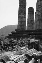 Delphi (Δελφοί) Greece, Aug 2012. 05-156 (megumi_manzaki) Tags: archaeology greek ancient delphi greece worldheritage delphoi