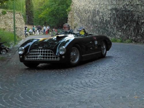 20120517 Brescia Italie Mille Miglia Aston Martin Db3 1951