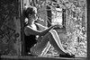 girl in the window [explored!] (Tessa Beligue) Tags: portrait intense dramatic places soulful peopleportraits soulportrait forttilden portraitphotography dramaticportrait artisticportrait emotioninphotos shootingwithzehava