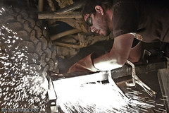 Jeremy (dennisKphotography) Tags: metal truck offroad 4x4 steel welding torch sparks fabrication iroks