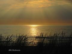 Sunset (R Olsthoorn) Tags: sunset strand zonsondergang zee