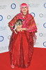 Zandra Rhodes Battersea Dogs & Cats Home 'Collars & Coats Gala Ball 2012' held at Battersea Evolution - Arrivals London, England