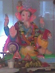 Md chal (bhagwathi hariharan) Tags: god lord ganesh vasai virar ganpathi nalasopara nallasopara
