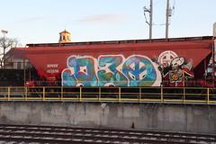 D30 Dirty Thirty sick car (jjj5278) Tags: chicago graffiti dirty d30 dirtythirty thirty benching