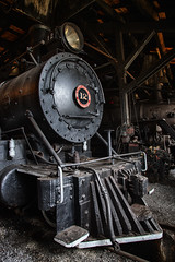 IMG_5799-edit (Erin A. Merritt Photography) Tags: railroad history metal train canon rust industrial engine rail 5d hdr markii
