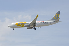 OY-PSA Boeing 737-800 Primera Air Scandinavia (Vodka Burner) Tags: man manchesterairport jet2 boeing737800 boeing737 egcc jet2com manegcc nikond7000 oypsa primeraairscandinavia jet2holidays