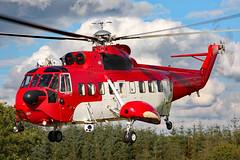 EI-CZN (GH@BHD) Tags: rescue chopper aircraft aviation helicopter emergency sar rotor sikorsky irishcoastguard s61 s61n chchelicopters eiczn chcireland carrickmoreairfield
