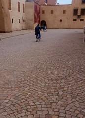 Pavimento in cubetti Sahara Gold (PORFIDI COLOMBINI SPA) Tags: sahara gold marocco