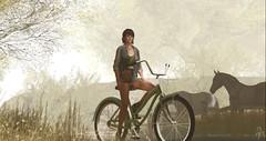 Bike ride to Frisland (VeRaCruZa ... Photographe | Model | Blogger |) Tags: event secondlife zenith addams petitemort slfashion trschic urworld flickrunited flickrunitedaward