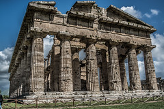 DSC_9099 (Dan Kistler) Tags: paestum italy velia greek ruins temples trains