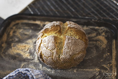 traditional soda bread... (CatMacBride) Tags: bread traditional free soda gluten