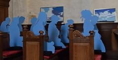 Hemelvaartsdag (bevrijdingsdag) 2016: Kijkje in de protestantse kerk Laurentiuskerk van Eenrum (Gr.) (Maarten Kroon @ shooting) Tags: holland thenetherlands groningen kerk protestant hemelvaartsdag eenrum