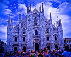 DUOMO MILANO ITALY (alpa53chino) Tags: italy milan milano duomo italie