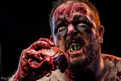 Blood n Guts! (sengsta) Tags: studio zombie undead horror blood guts terror