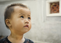 Expresiones (Inmacor) Tags: travel viaje portrait people asia child gente retrato vietnam verano hanoi mirada nio hollidays 2016 inmacor