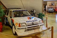 Peugeot 205 Turbo 16 Evo 2 Group B '85 (Fido_le_muet) Tags: b 2 museum de brittany rally group bretagne evolution muse turbo wrc 16 michel 35 1985 hommel et 85 peugeot evo rallycross manoir ille 205 t16 vilaine lautomobile lohac
