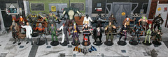 "Batman's Rogue Gallery (Garcia ""Imagtica"" Junior) Tags: game toy actionfigure brinquedo collection batman figuras diorama villains bonecos brucewayne rogues coleo arkham arkhamasylum dcdirect dccollectibles arkhamcity arkhamorigins"