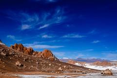 Valle de la Luna I (Luiz Filipe M. Correia) Tags: chile southamerica paisagem cu atacama valledelaluna andes nuvens salar deserto viagemdemoto