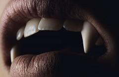 (waluntain) Tags: vamp vampire vampires vampirism pale blood bloody teeth tooth man men