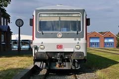 P2310412 (Lumixfan68) Tags: 628 eisenbahn db shuttle plus sylt bahn schnberg hein vt deutsche zge triebwagen baureihe dieseltriebwagen sonderzge