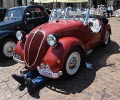"""80 anniversario della Fiat 500 """"Topolino"""" (ikimuled) Tags: fiat 500 topolino autostoriche"""
