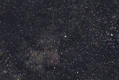 Cygnus (Kajetan Ciesielski) Tags: sky night stars nebula astrophotography dust stardust helios helios44m ngc7000 ic1318
