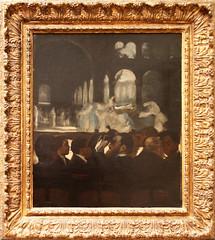 Edgar Degas - The Ballet from Robert le Diable 1871 (ahisgett) Tags: new york art museum met metropolitian