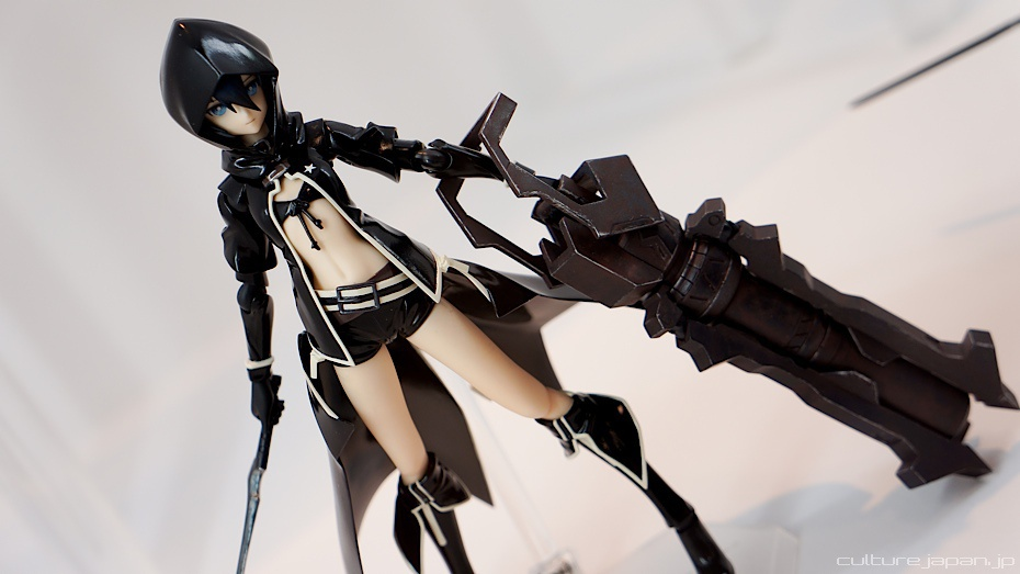 Figura de Black Rock Shooter TV Animation