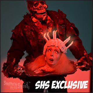 恐怖經典登上1/6 平台!史蒂芬金 × 喬治羅密歐『鬼作秀』:第一話『父親節』
