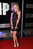 Charli Robinson The Australian premiere of 'Battleship' held at Luna Park Sydney, Australia