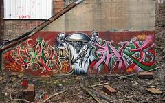 04-01-12 (6-9) Stitch cc wider (This Guy...) Tags: wisconsin graffiti graf bart poker milwaukee era graff wi 2012