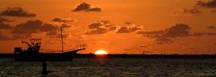 Sebastian Panorama (Mike Woodfin) Tags: travel sunset shadow panorama orange usa sunrise canon photo nikon fuji sebastian florida picture silouette photograph fl verobeach indianriver mikewoodfinphotogra