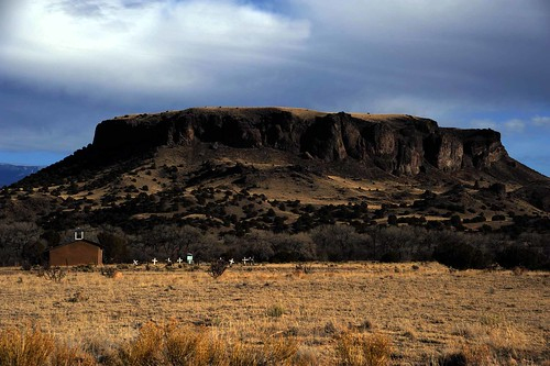 Black Mesa, New Mexico