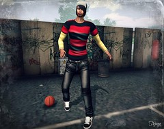 ..:: OUTFIT 28 ::.. (NyTrO StOrE) Tags: street urban woman man store mesh wear clothes hip hop styel nytro