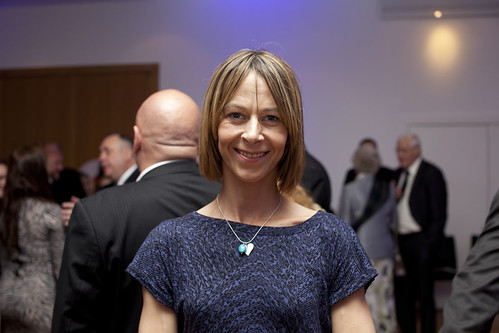 Kate Dickie at the Drinks Reception at the Surgeon's Hall