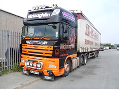 mclaughlin haulage SJ56FYB (corkyceosboy) Tags: bridge plant john volvo tipper transport lewis highland fergusson western council harris isle quarry isles bulldozer inverness distribution hire scania hebrides leyland mclaughlin macritchie daf spean stornoway bardon amk haulage fyfe corkyceosboy