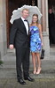 Leo Cullen and Dairine Kennedy The wedding of model Aoife Cogan and rugby star Gordon D'Arcy, held at St. Macartan's Cathedral Monaghan, Ireland