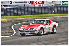 Le Mans Classic 2012 (Ian Peacock - Taking time out) Tags: oloneo hdrengine lemans2012