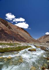 On the way to Pangong Lake, Ladakh, INDIA (Ice Cubes) Tags: india mountains landscape kashmir himalaya leh himalayas jk ladakh nkon jammuandkashmir lehladakh himalayanmountains the4elements