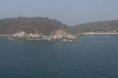 Huatulco, Mexico (peptic_ulcer) Tags: canon mexico eos rebel boat pelican huatulco xti 400d