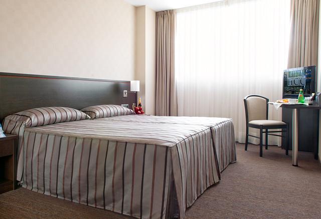 バルセロナのホテル:HCC ルガノ