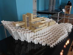 LEGO Architecture: Towering Ambition (National Building Museum) (Joe Architect) Tags: travel museum washingtondc dc washington districtofcolumbia lego favorites exhibit 2012 nationalbuildingmuseum yourfavorites joesgreatesthits legoarchitecturetoweringambition