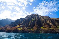 Hawaii Nights_ (KevinCinco) Tags: ocean park 2 mountains beach 50mm volcano hawaii coast paradise view mark na ii kauai l 5d coastline 24 12 pali 70 aloha napali jurassic mahalo coasts