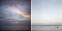 Serie Intervalo (Agustina Lapenda.) Tags: sea summer sky film rolleiflex cuba playa medium format agustina 120mm lapenda