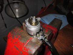 IMG_3599 (joeball) Tags: diy rear right repair assemble brake 105 sti shifter lever shimano overhaul sl5500 brifter
