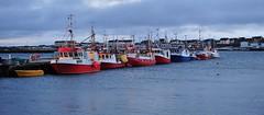 Port of Vads (GeirB,) Tags: november blue autumn seascape norway port geotagged boat norge nikon harbour norwegen noruega gps nikkor havn d3 nordnorge finnmark hst vads gp1 varanger 2470mm28 vadsoe vadso barentsregionen