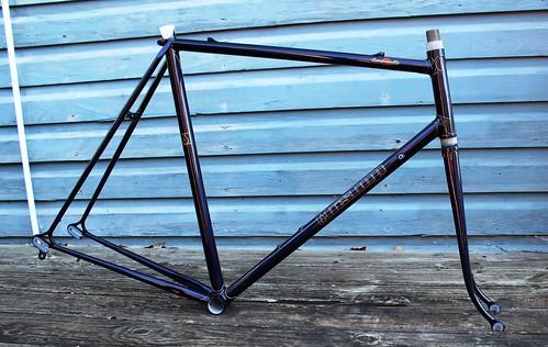James's Bike