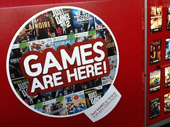 Redbox getting ready to rent next-gen games? (BagoGames) Tags: xbox playstation redbox supermariobros neogaf supermario3dland legocityundercover